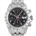 48回払いまで無金利 チューダー クロノタイム タイガーウッズ 79280 ブラック 中古 メンズ 腕時計
