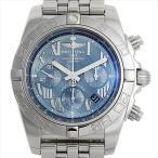 ブライトリング クロノマット44 日本限定400本 A011BMPPA(AB0110) 中古 メンズ 腕時計
