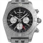 ブライトリング クロノマット44 GMT A042B56PA(AB0420) 中古 メンズ 腕時計