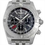 ブライトリング クロノマット44 GMT A042F61PA(AB0420) 中古 メンズ 腕時計