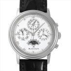 SALE 48回払いまで無金利 ブランパン クラシック パーペチュアルカレンダー クロノグラフ B5580.1127.55.20 中古 メンズ 腕時計