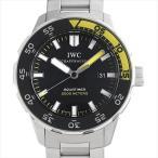 【48回払いまで無金利】IWC アクアタイマー オートマチック2000 IW356801 中古 メンズ 腕時計