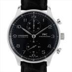 48回払いまで無金利 IWC ポルトギーゼ クロノグラフ IW371447 中古 メンズ 腕時計