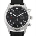 IWC パイロットウォッチ クロノグラフ IW371701 中古 メンズ 腕時計