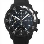 SALE IWC アクアタイマー クロノグラフ ガラパゴスアイランド IW376705 中古 メンズ 腕時計