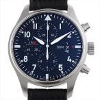 IWC パイロットウォッチ クロノグラフ IW377701 中古 メンズ 腕時計