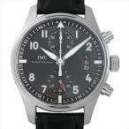 IWC パイロットウォッチ スピットファイア クロノグラフ IW387802 中古 メンズ 腕時計