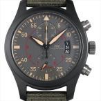 IWC パイロットウォッチクロノグラフ トップガン ミラマー IW388002 中古 メンズ 腕時計