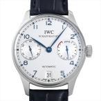 48回払いまで無金利 IWC ポルトギーゼ オートマティック 7DAYS IW500107 中古 メンズ 腕時計