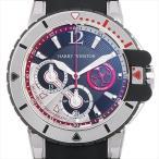 SALE ハリーウィンストン オーシャンダイバー OCEACH44WZ007 中古 メンズ 腕時計