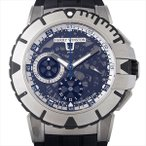 SALE ハリーウィンストン オーシャン スポーツ クロノグラフ OCSACH44ZZ002(411/MCA44ZC.W) 中古 メンズ 腕時計