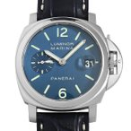 PANERAI(パネライ) ルミノールマリーナ PAM00119 ステンレススティール/SS ブルー...