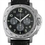 60回払いまで無金利 パネライ ルミノールクロノグラフ モンテグラッパ限定 F番 PAM00162 中古 メンズ 腕時計