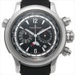 48回払いまで無金利 ジャガールクルト マスターコンプレッサー エクストリームワールドクロノグラフ Q1768470(150.8.22) 中古 メンズ 腕時計
