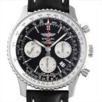 48回払いまで無金利 ブライトリング ナビタイマー01 リミテッド S232B48KBA(AB0121) 中古 メンズ 腕時計