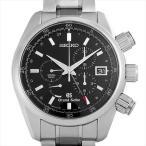 SALE グランドセイコー スプリングドライブ クロノグラフ マスターショップ限定 SBGC003 中古 メンズ 腕時計
