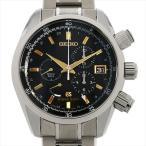 グランドセイコー スプリングドライブ クロノグラフ マスターショップ限定 SBGC005 中古 メンズ 腕時計