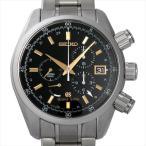 SALE グランドセイコー スプリングドライブ クロノグラフ マスターショップ限定 SBGC005 中古 メンズ 腕時計