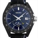 グランドセイコー GMT ブラックセラミック リミテッド SBGE039 中古 メンズ 腕時計