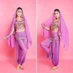 ダンス用品 女性の腹ダンスの衣装、SymbolLife レディ