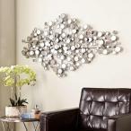 送料無料 インテリア ハーパー Blvd オリビアは、金属製の壁の彫刻をミラー化 正規輸入品