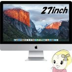 APPLE iMac Retina 5Kディスプレイモデル MK472J/A [3200] 27インチ デスクトップパソコン MK472J/A 3200