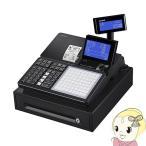 [予約]【軽減税率対策補助金対象】SR-C550-4SBK カシオ 電子レジスター (4部門/2500PLU)