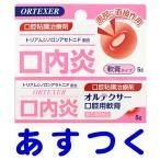 オルテクサー口腔用軟膏 5g(ケナログAのジェネリック)口内炎薬
