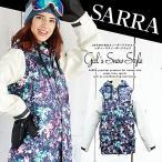 ショッピングスノー スノーボード ウェア レディース ジャケット SARRA サラ 74702 パンツ別売