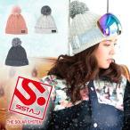 スノーボード ウェア レディース スキーウェア スノボ ウェア ニット帽 ビーニーSISTA.J シスタージェイ 87509