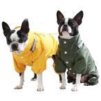 犬用 カッパ レインコート 雨具 MANDARINE BROTHERS マンダリンブラザーズ Rain Suit レインスーツ
