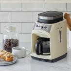コーヒーメーカー 全自動 ミル付き コーヒーマシン コーヒー豆 recolte レコルト グラインド&ドリップコーヒーメーカー フィーカ FIKA