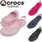 ショッピングマリンディ クロックス crocs マリンディ レディース サンダル カジュアルシューズ フラットシューズ SANDAL