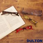 メール便 老眼鏡 おしゃれ レディース メンズ シニアグラス 女性 リーディンググラス DULTON ダルトン YGF43 メガネケース付き 老眼