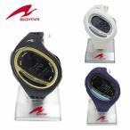 ランニングウォッチ soma RunONE 100SL DWJ08 ラージサイズ ジョギング ウォーキング マラソン 腕時計 スポーツを楽しむための時計