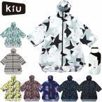 KiU/キウ スリーブ レインポンチョ レディース/メンズ