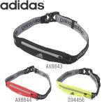 郵 メール便 送料無料 アディダス ランニング ポーチ ウエストポーチ ウエストバッグ ボディバッグ ラン ウォーキング スポーツ ジョギング adidas bjn85