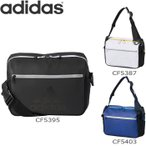 ショッピングエナメル エナメル ショルダーバッグ アディダス adidas DUD36 スポーツバッグ パフォーマンス エナメルバッグ 通学 メンズ レディース あすつく 送料無料