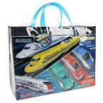 送料無料 スーパーエクスプレス プールバッグ マチあり 角型 ビーチバッグ ビニールバッグ 新幹線