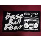 Base Ball Bear バスタオル 日比谷ノンフィクションIII