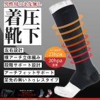高袜 - 着圧ハイソックス つま先無し 男性用 ナイガイ BODY CLOTHING(ボディクロージング) アーチフィットサポート メンズ 靴下 2252-951 ポイント10倍