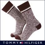 ショッピングTOMMY TOMMY HILFIGER トミーヒルフィガー Casual メンズ 靴下  毛混 スラブ柄 クルー丈 ソックス 2555-512 全品 ポイント10倍