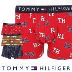 TOMMY HILFIGER トミー・ヒルフィガー ボクサーパンツ KEYHOLE TRUNK PRINT