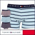 40%OFFセール TOMMY HILFIGER トミーヒルフィガー ボクサーパンツ セトン ストライプ コットンストレッチ トランク 5335-3948 メンズ 全品ポイント10倍
