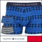 50%OFFセール TOMMY HILFIGER トミーヒルフィガー Cotton Strech Star コットン ストレッチ スター ボクサーパンツ 5335-4457 メンズ ポイント10倍
