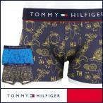 TOMMY HILFIGER トミーヒルフィガー アンダーウェア ボクサーパンツ Microfiber trunk flex print 5336-5017 メンズ  ポイント10倍