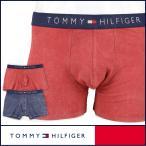 TOMMY HILFIGER トミーヒルフィガー ボクサーパンツ Icon trunk denim アイコン トランク デニム 5336-5695 下着 メンズ  ポイント10倍