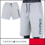 TOMMY HILFIGER トミーヒルフィガー スウェット ショートパンツ サイド ロゴ メンズ ポイント10倍