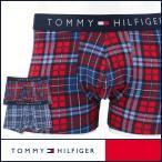 ショッピングTOMMY TOMMY HILFIGER トミーヒルフィガー ボクサーパンツ COTTON ICON TRUNK TARTAN コットン アイコン タータンチェック ポイント10倍