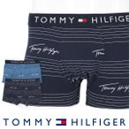 TOMMY HILFIGER トミーヒルフィガー ボクサーパンツ トミー オリジナル コットン トランク ロゴ ボクサーパンツ
